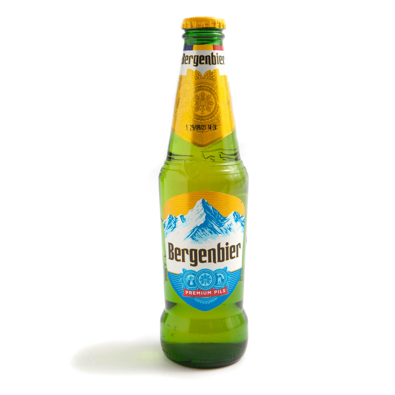 Bere blondă Bergenbier 0.33L