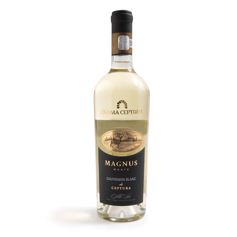 Vin alb Magnus Monte Ceptura 0.75L