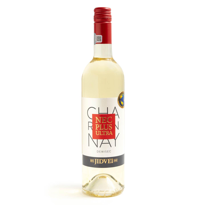 Vin Chardonnay Jidvei Nec Plus Ultra 0.75L