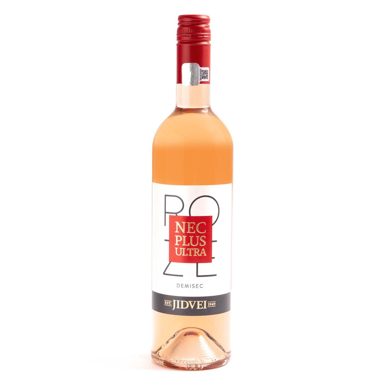 Vin Roze Jidvei Nec Plus Ultra 0.75L
