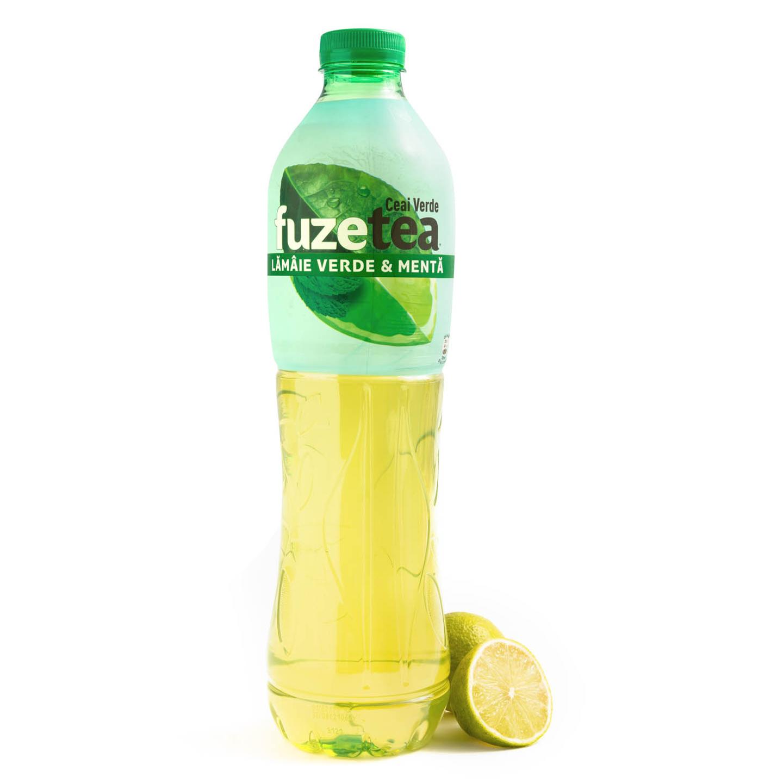 Băutură răcoritoare necarbogazoasă Fuzetea 1.5L
