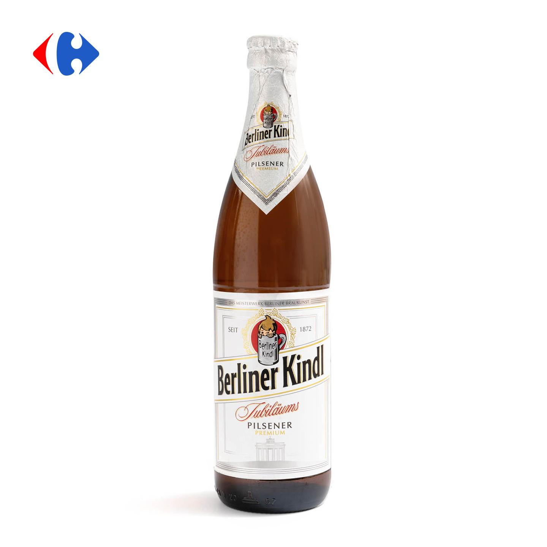 Bere blondă Berliner Kindl Pilsner 0.5L