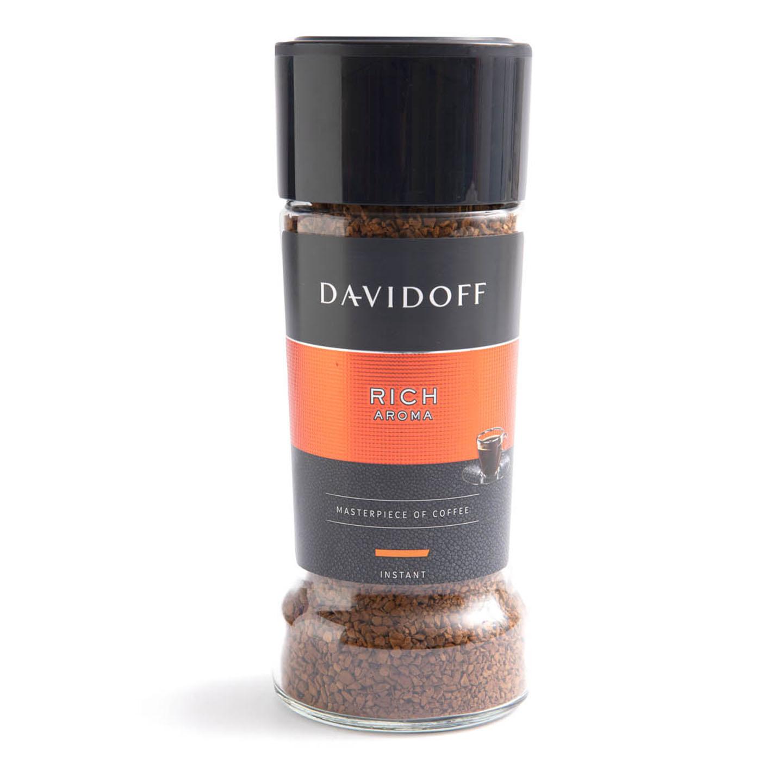 Cafea instant Rich Aroma Davidoff 100g