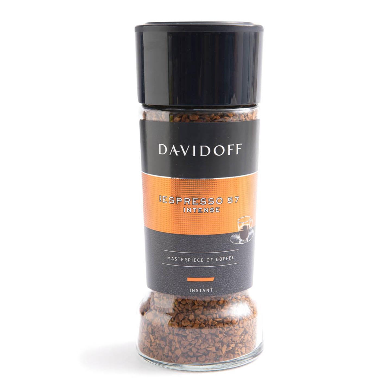 Cafea instant Espresso 57 Intense Davidoff 100g