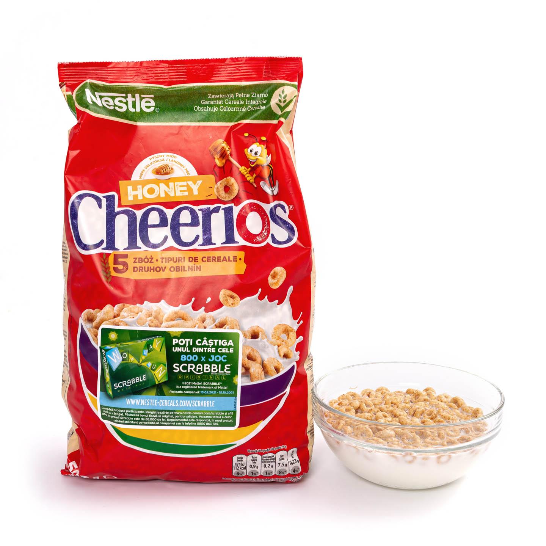 Cereale Cheerios Nestle 500g
