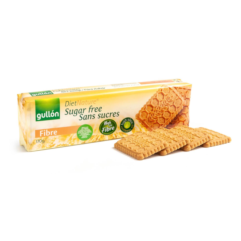 Biscuiți fără zahăr Gullon 170 g