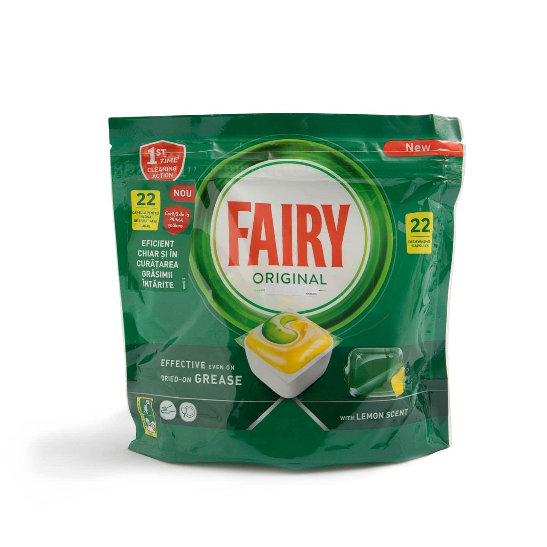 Detergent automat de vase Fairy 22/16/13 tablete