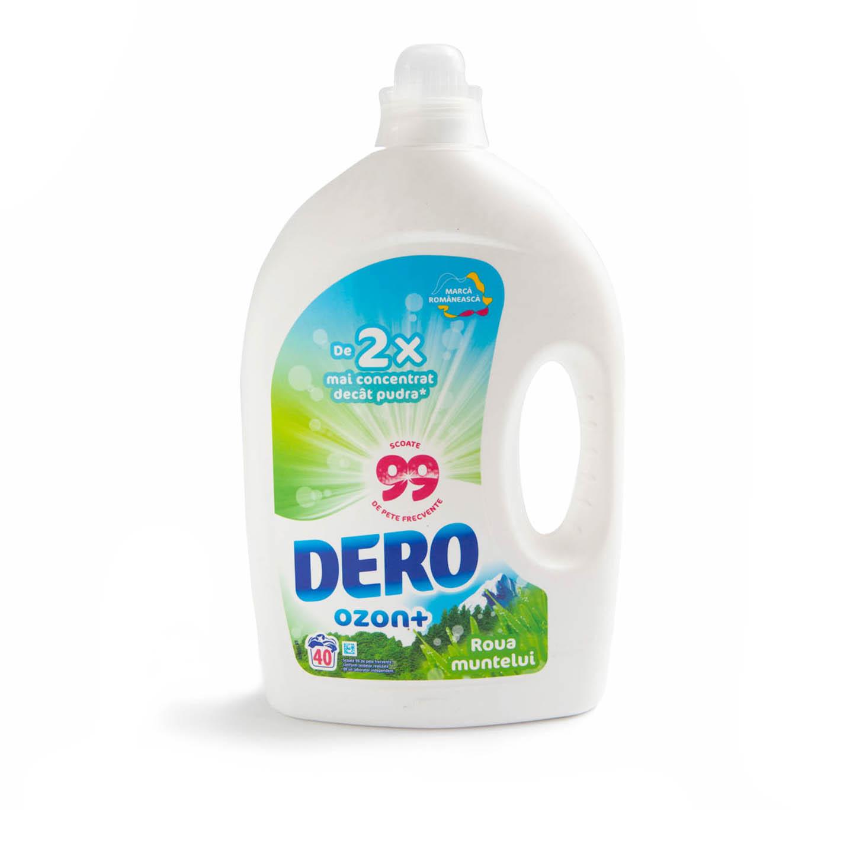 Detergent automat lichid Dero Ozon 2L