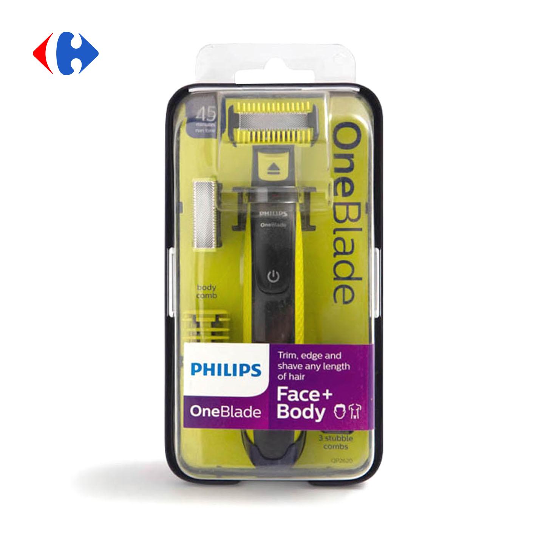 Aparat de ras pentru față și corp Philips One Blade QP2620/20