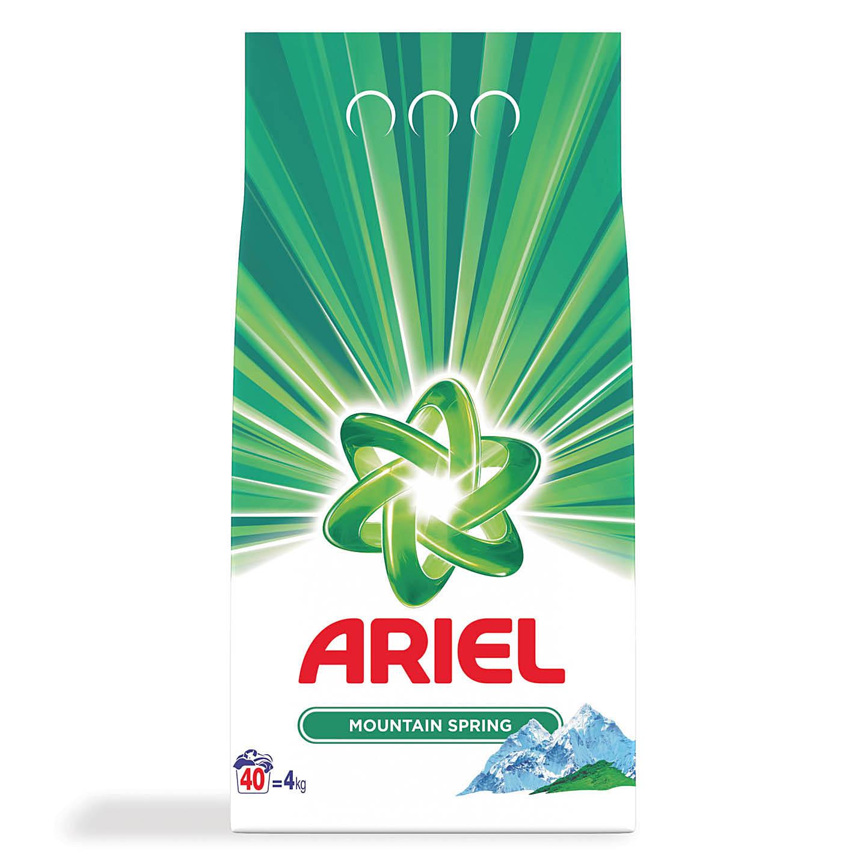 Detergent automat pudră Ariel 4 kg
