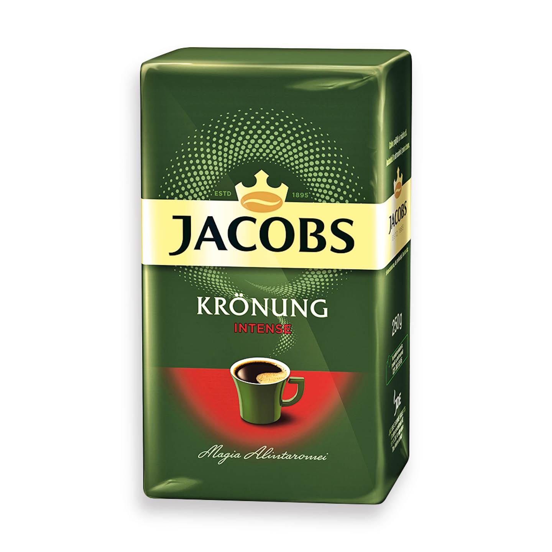 Cafea măcinată Intense Jacobs Krönung 250 g