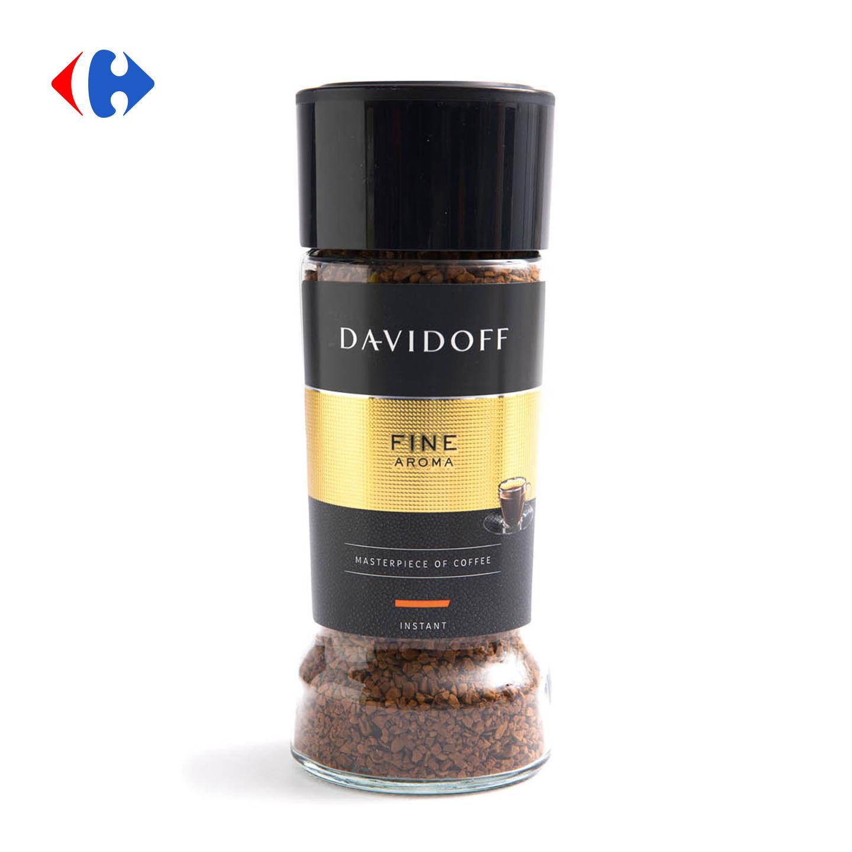 Cafea instant Fine Aroma Davidoff 100g