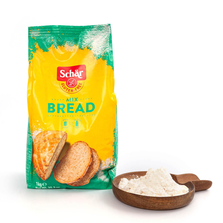 Făină fără gluten pentru pâine Schar 1kg