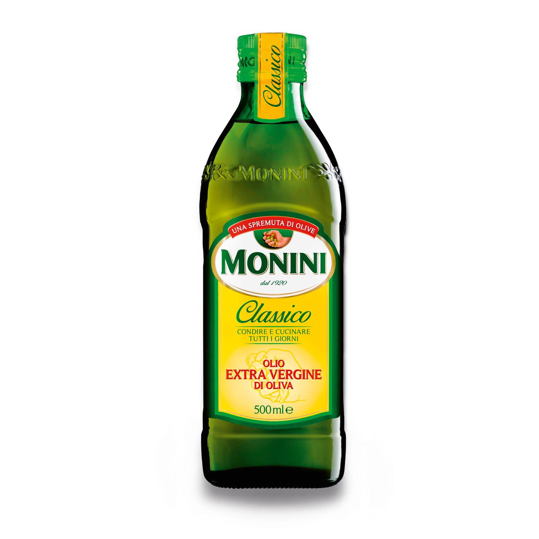 Ulei de măsline extra virgin Classico Monini 0.5L