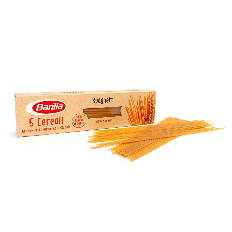 Spaghetti 5 cereale Barilla 400g