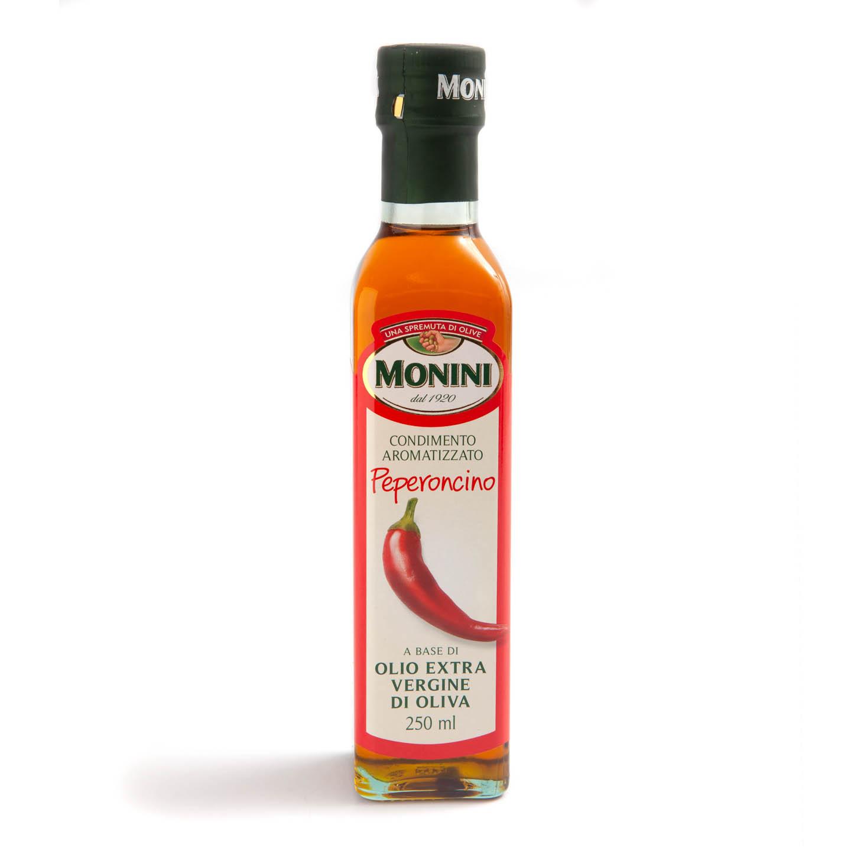 Ulei de măsline extra virgin aromatizat Monini 250ml