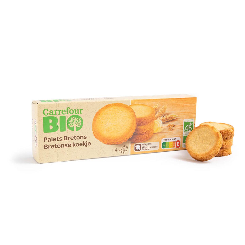 Biscuiți Carrefour Bio 125g