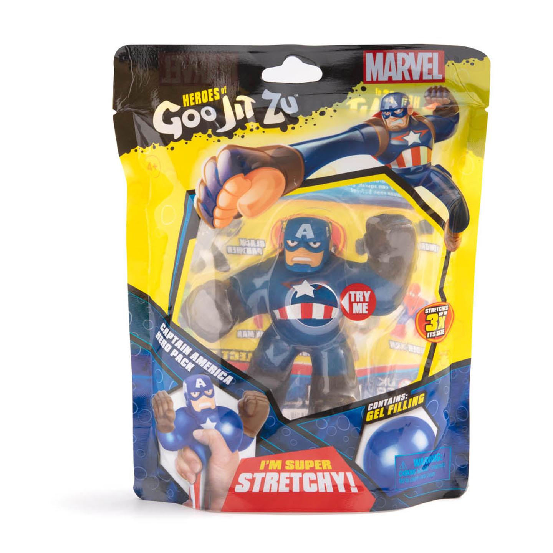 Figurină Goo Jit Zu Hero Marvel