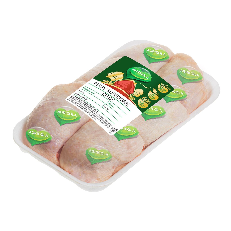 Pulpe de pui superioare Agricola per kg