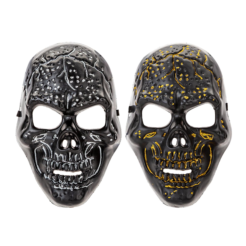 Mască craniu Halloween