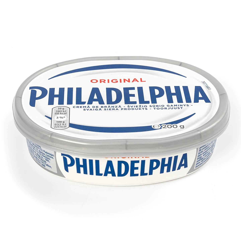Cremă de brânză Philadelphia 200g