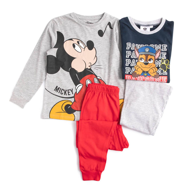 Pijamale pentru băieți 2-6 ani Disney
