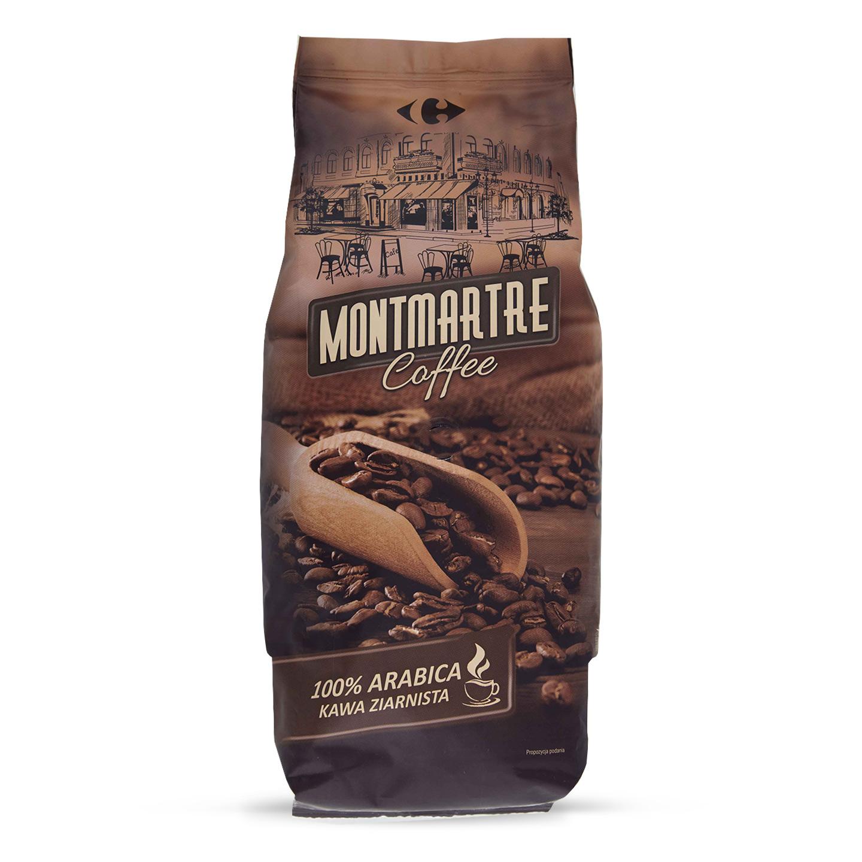 Cafea boabe Montmartre Carrefour 1kg