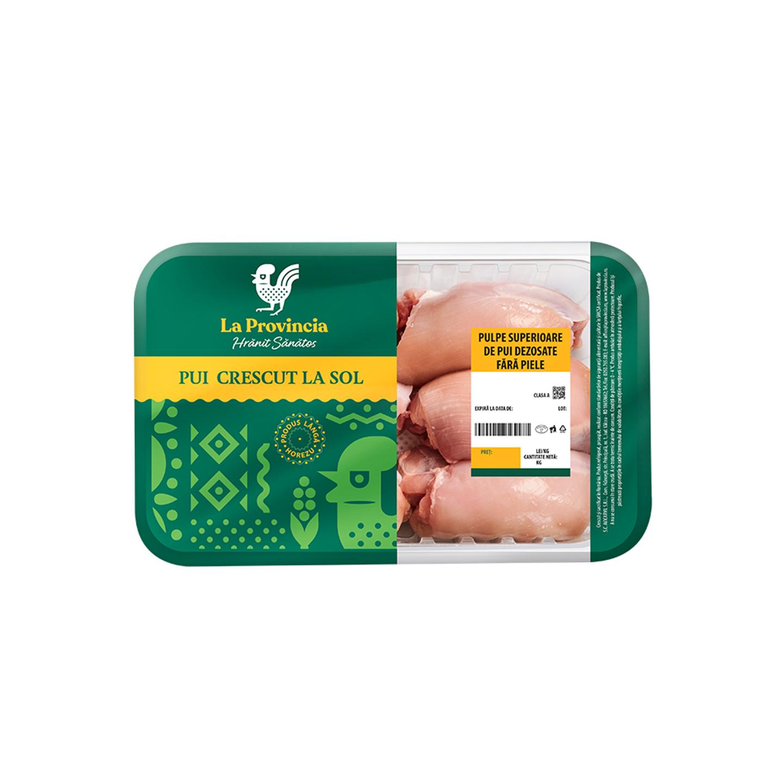 Pulpe de pui dezosate La Provincia per kg