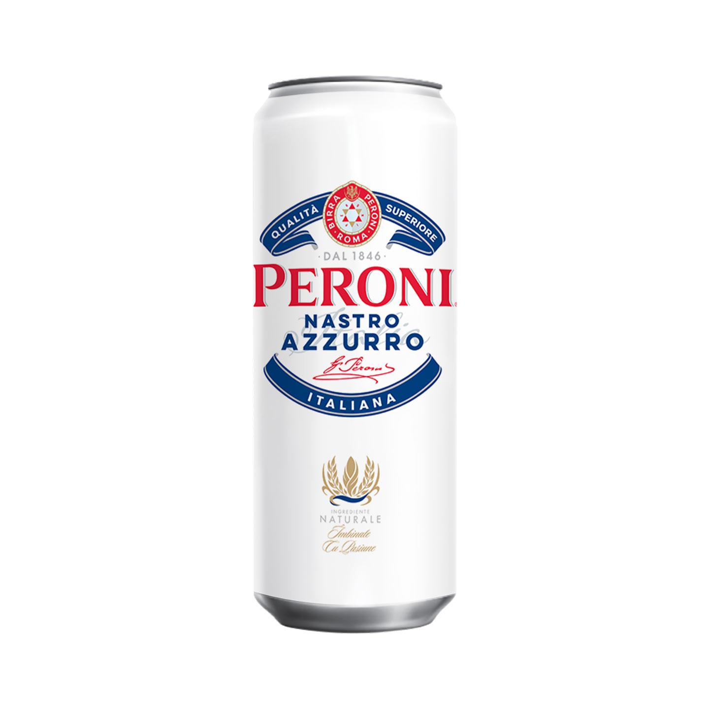 Bere Peroni Nastro Azzurro 0.5L