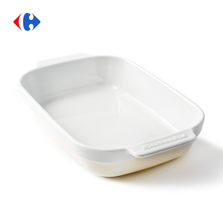 Tavă de ceramică pentru copt KitchenAid 1.75L